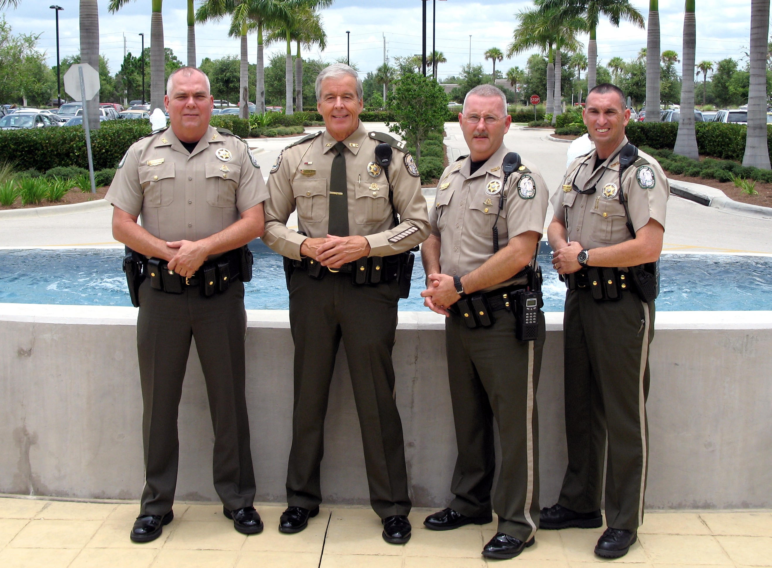 Fwc Captain Denis Grealish Honored By Southwest Florida